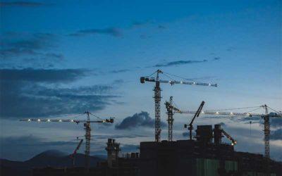 10 proyectos de construcción